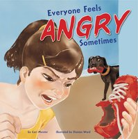 Everyone Feels Angry Sometimes - Cari Meister