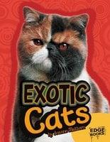 Exotic Cats - Joanne Mattern