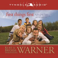 First Things First - Brenda Warner, Kurt Warner