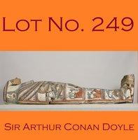Lot No. 249 - Sir Arthur Conan Doyle
