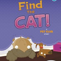Find the Cat! - Gwendolyn Hooks