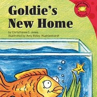 Goldie's New Home - Christianne Jones