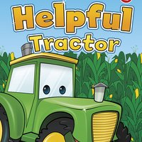 Helpful Tractor - Melinda Melton Crow