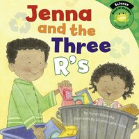Jenna and the Three R's - Susan Blackaby