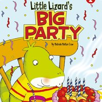 Little Lizard's Big Party - Melinda Melton Crow
