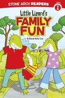 Little Lizard's Family Fun - Melinda Melton Crow