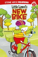 Little Lizard's New Bike - Melinda Melton Crow