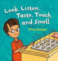 Look, Listen, Taste, Touch, and Smell - Pamela Hill Nettleton