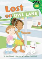Lost on Owl Lane - Susan Blackaby