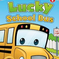 Lucky School Bus - Melinda Melton Crow