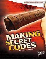 Making Secret Codes - Jillian Gregory