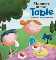 Manners at the Table - Carrie Finn