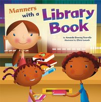 Manners with a Library Book - Amanda Tourville