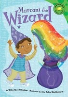 Marconi the Wizard - Trisha Speed Shaskan