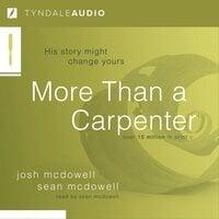 More Than a Carpenter - Josh D. McDowell
