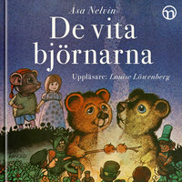 De vita björnarna - Åsa Nelvin