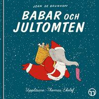 Babar och jultomten - Jean de Brunhoff