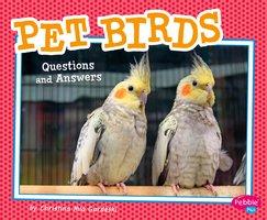 Pet Birds - Christina Mia Gardeski