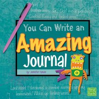 You Can Write an Amazing Journal - Jennifer Fandel