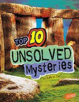 Top 10 Unsolved Mysteries - Kathryn Clay