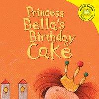 Princess Bella's Birthday Cake - Trisha Speed Shaskan