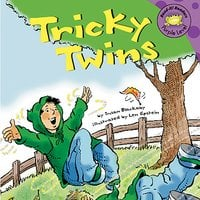 Tricky Twins - Susan Blackaby