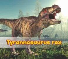 Tyrannosaurus Rex - Daniel Nunn