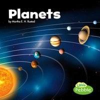 Planets - Martha Rustad