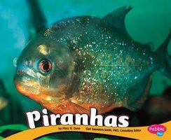Piranhas - Mary R. Dunn