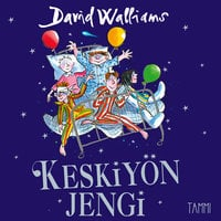Keskiyön jengi - David Walliams