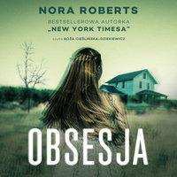 Obsesja - Nora Roberts