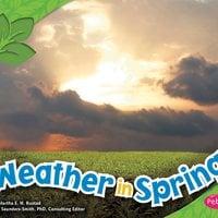 Weather in Spring - Martha Rustad