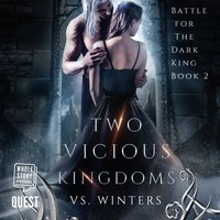 Two Vicious Kingdoms: Battle for the Dark king Book 2 - V S Winters