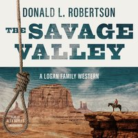 The Savage Valley - Donald L. Robertson