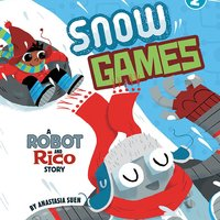 Snow Games - Anastasia Suen