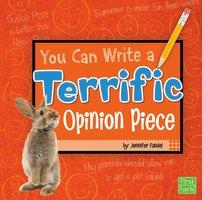 You Can Write a Terrific Opinion Piece - Jennifer Fandel