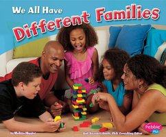 We All Have Different Families - Melissa Higgins
