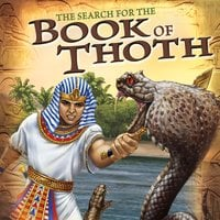 The Search for the Book of Thoth - Cari Meister
