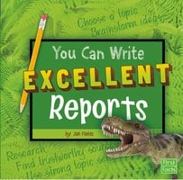 You Can Write Excellent Reports - Jan Fields