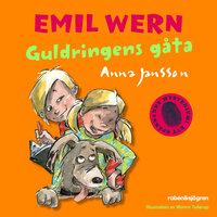 Guldringens gåta - Anna Jansson