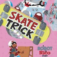 Skate Trick - Anastasia Suen