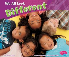 We All Look Different - Melissa Higgins