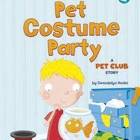 Pet Costume Party - Gwendolyn Hooks