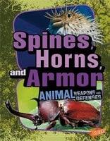 Spines, Horns, and Armor - Jody Rake