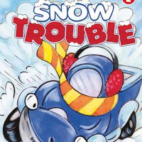Snow Trouble - Melinda Melton Crow