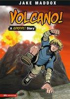 Volcano! - Jake Maddox