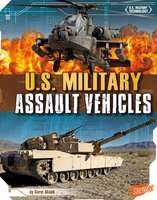 U.S. Military Assault Vehicles - Carol Shank