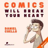 """Daniel Cuello – """"Stranger in a strange land"""" - Michele Foschini"""