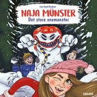 Naja Münster - Det store snemonster - Line Kyed Knudsen