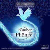 Nebelsphäre - Band 1: Der Zauber des Phönix - Johanna Benden